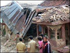 Sumatra's earthquake