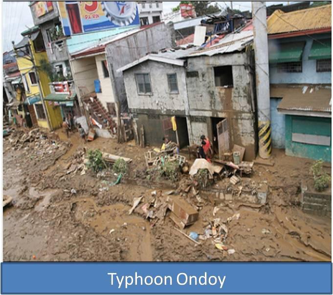 typhoon ondoy's cause